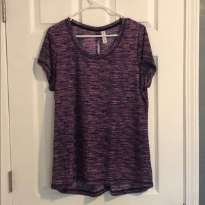 NWOT! Ideology Workout Tshirt Size XL